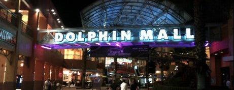 Dolphin Mall is one of Miami 2014.