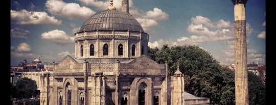 Pertevniyal Valide Sultan Camii is one of Istanbul not Constantinople.