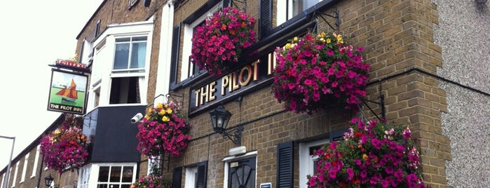 The Pilot Inn is one of hotels 2.