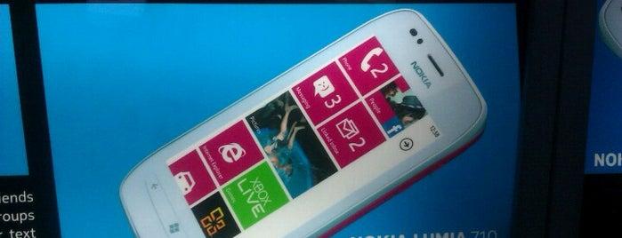 Nokia Concept Store is one of Lieux sauvegardés par Vandit.