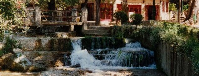 Fuente del Río is one of Que visitar en la provincia de cordoba.