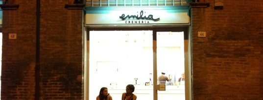Gelateria Cremeria Emilia is one of Da provare dolcerie.