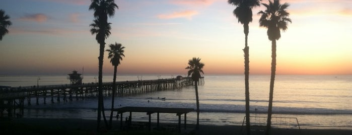 San Clemente Beach Trail is one of places to go.