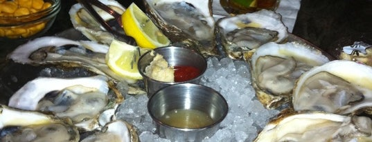 Hank's Oyster Bar is one of District of Oysters.