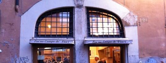 Forno Campo de' Fiori is one of rome | to do.