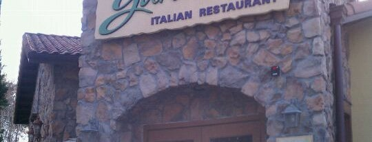 Olive Garden is one of Orte, die Manolo gefallen.