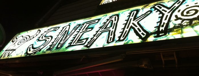 Sneaky Dee's Restaurant & Concert Venue is one of Guide to Toronto's GEMS!.