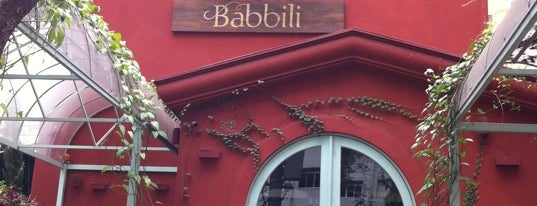 Babbili Pizzaria & Forneria is one of Fabiana 님이 좋아한 장소.