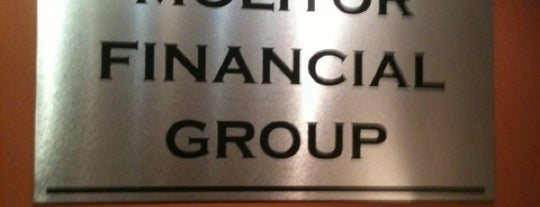 Molitor Financial Group is one of Ryan'ın Beğendiği Mekanlar.