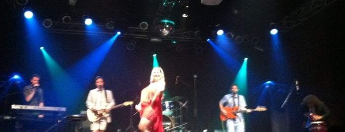 Highline Ballroom is one of Best Music Venues on the East Coast.
