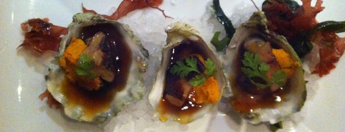 Morimoto Napa is one of SF Chronicle Top 100 Restaurants 2012.