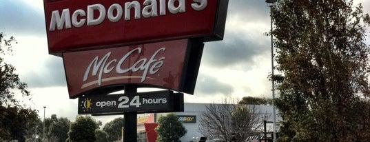 McDonald's is one of Tempat yang Disukai Sinem.