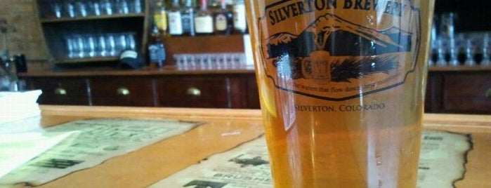 Silverton Brewery is one of Colorado Beer Tour.