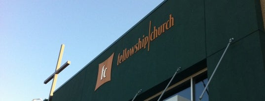 Fellowship Church is one of Dallas Arts District.
