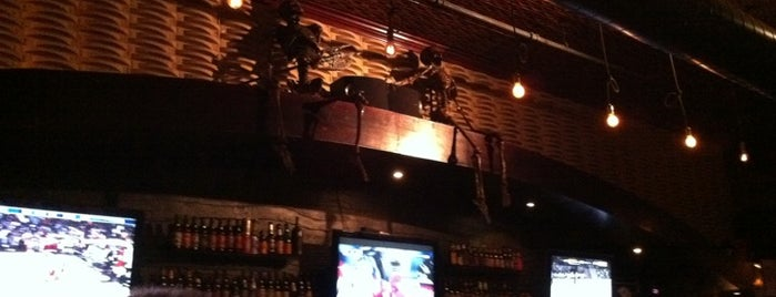 Villains Bar & Grill is one of 6 Things to Do in Printers Row.