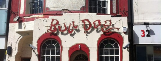The Bulldog is one of Gay venues.