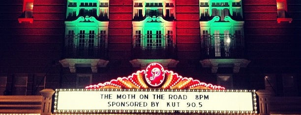 Paramount Theatre is one of Austin Entertainment.