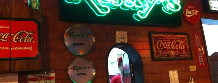 Koony's is one of Lugares favoritos de Sandybelle.