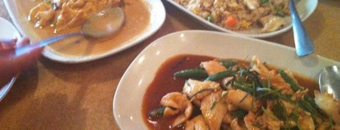 Thai Restaurant is one of Gespeicherte Orte von Gayla.