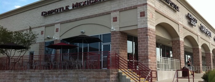 Chipotle Mexican Grill is one of Posti salvati di Jeffrey.