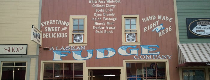 Alaskan Fudge Company is one of Lieux qui ont plu à Rod.