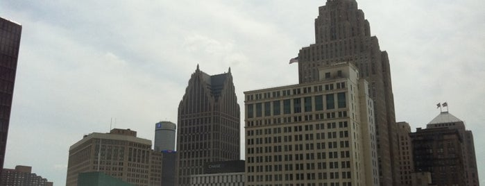 What to do in Detroit during the conference!