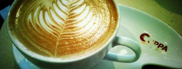 Cuppa Choice Cafe is one of Jy: сохраненные места.