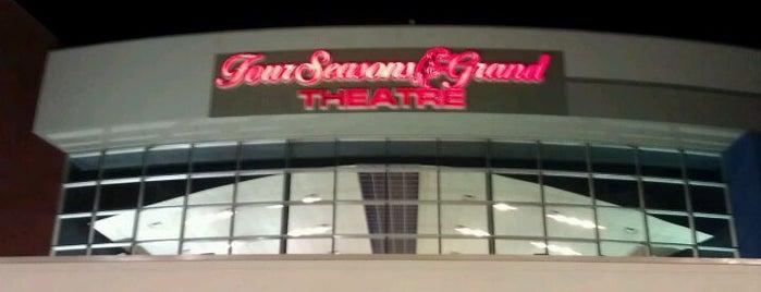 Grand Theatre Four Seasons is one of Lieux sauvegardés par Ryan.