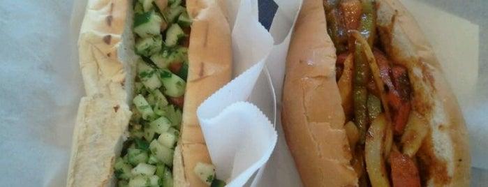 Jeff's Gourmet Sausage Factory is one of Best of Los Angeles Kosher.