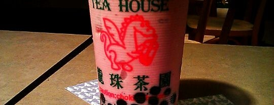 Dragon Ball Tea House is one of Favourites.