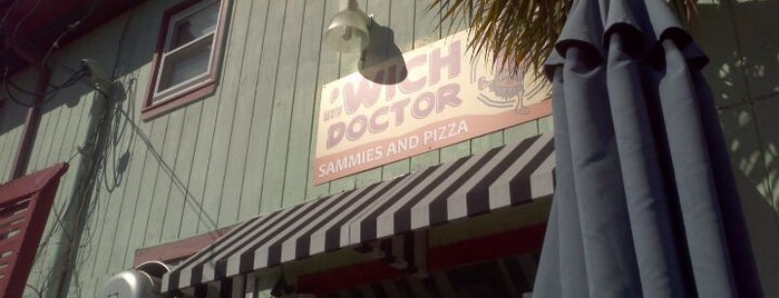 The 'Wich Doctor is one of Lizzie 님이 저장한 장소.