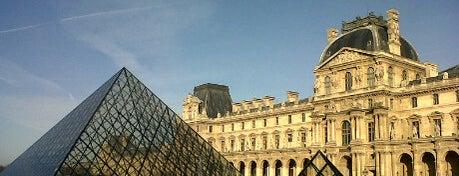 ルーヴル美術館 is one of Relax in Paris.