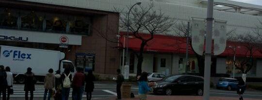 Tokyu Department Store is one of Teppan 님이 좋아한 장소.