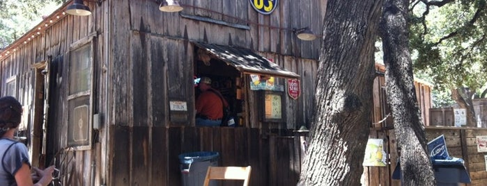 Luckenbach Texas and Dance Hall is one of Roadtrip.