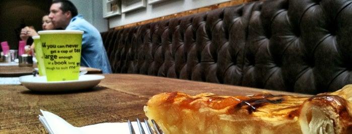 Euphorium Bakery is one of Eats: London.