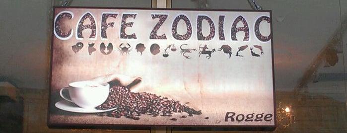 Cafe Zodiac is one of Coffee.