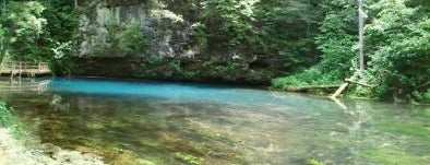 Blue Spring is one of Destinations.