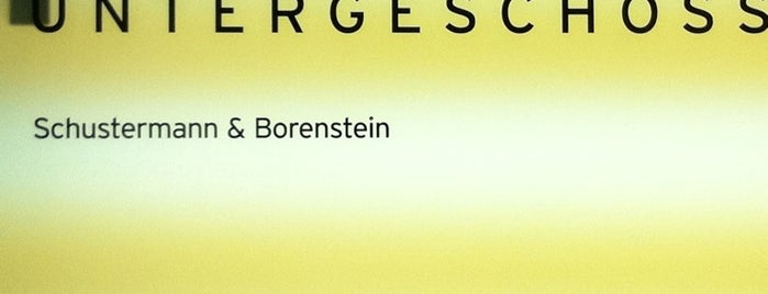 Schustermann + Borenstein is one of Munich And More.