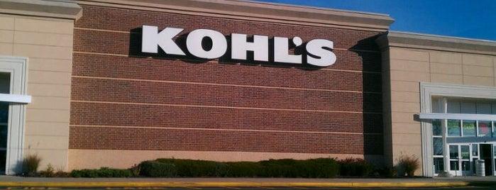 Kohl's is one of Locais curtidos por Christa.