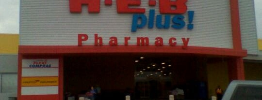 H-E-B plus! is one of Texas.
