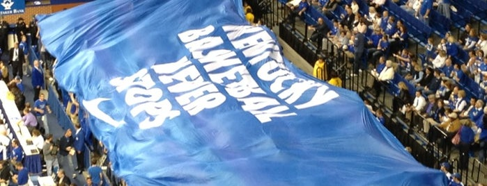 Rupp Arena is one of Summer Events To Visit....