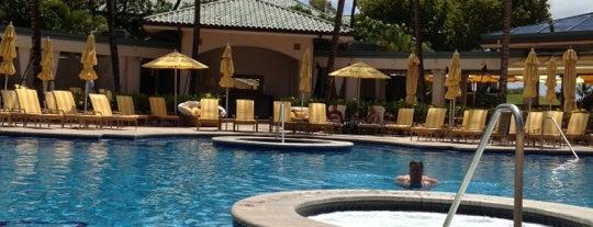 The Pool at Four Seasons Manele Bay is one of Alika 님이 좋아한 장소.