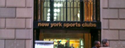 New York Sports Clubs is one of Lugares favoritos de Jason.