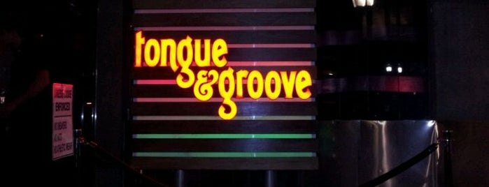 Tongue & Groove is one of StorefrontSticker City Guides: Atlanta.