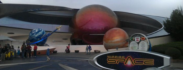 Mission: SPACE is one of My vacation @Orlando.