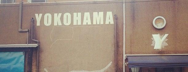 BLUE BLUE YOKOHAMA is one of Tokyo.