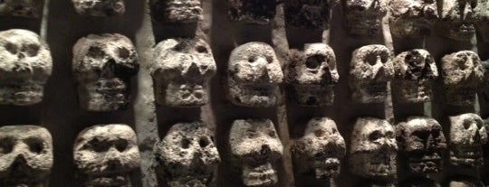 Museo del Templo Mayor is one of Imprescindibles.