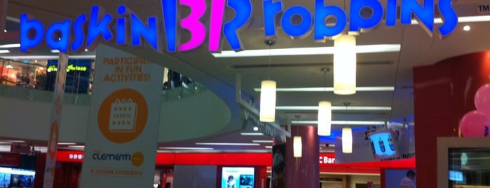 Baskin Robbins is one of Guide to Singapore's best spots.