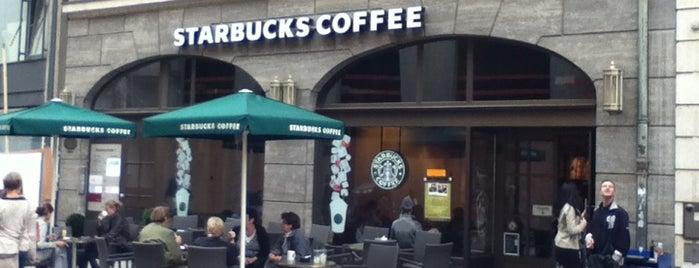Starbucks is one of Coffee - Café - Kaffee.