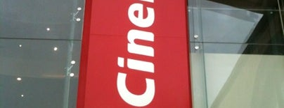 Cinemex is one of Locais curtidos por Yarir.